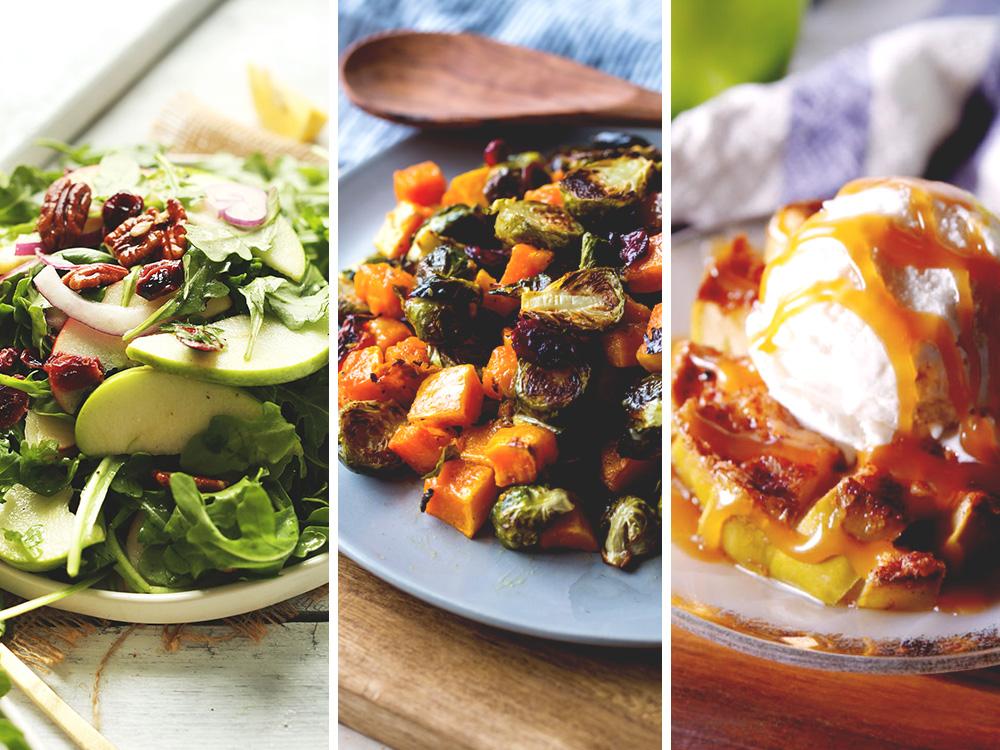 healthy thanksgiving ideas