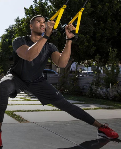 TRX Suspension Training