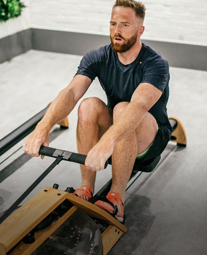 Rowing Machine by WaterRower