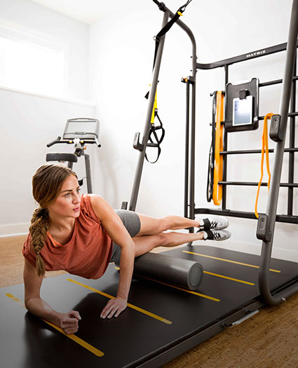 Home Gym by Matrix Fitness