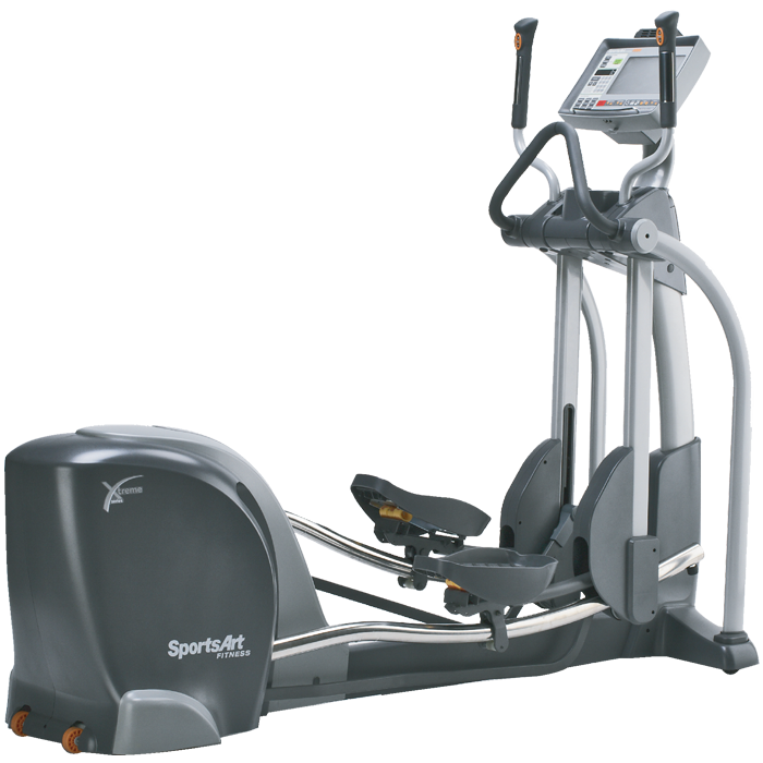 Sports Art Commercial Ellipticals